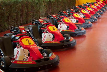 Go Karting in Prague